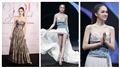 Hương Giang lạnh lùng quyến rũ khi làm vedette show 'Color Your Mood'