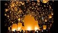 Thủ đô Thái Lan cấm bắn các loại pháo và thả đèn trời trong dịp lễ hội Loy Krathong