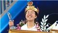 Đường lên đỉnh Olympia 2020: 'Nhà leo núi' Thu Hằng đem vòng nguyệt quế đầu tiên về Ninh Bình