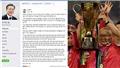 Tổng thống Hàn Quốc chúc mừng HLV Park Hang Seo và tuyển Việt Nam vô địch AFF Cup