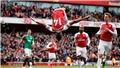 """VIDEO Arsenal 1-1 Brighton: """"Pháo thủ"""" chỉ còn 0,1% cơ hội dự Champions League"""