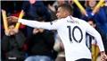 VIDEO Andorra 0-4 Pháp: Mbappe cán mốc 100 bàn nhanh hơn Messi và Ronaldo 2 năm