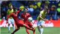 Người Thái tuyên bố 'báo thù' khi chung bảng với Việt Nam ở vòng loại World Cup