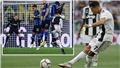 Xem 28 lần đá phạt của Ronaldo cho Juventus: Không có 1 bàn thắng, 19 lần trúng hàng rào
