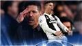 Ronaldo copy màn ăn mừng 'xấu xí' của Simeone khiến fan phát cuồng