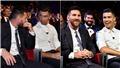Fan ngất ngây khi Ronaldo trả lời phỏng vấn 'cực chất' trước Messi