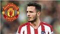 Saul Niguez công bố 'đội bóng mới' khiến fan MU thất vọng
