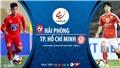 Soi kèo bóng đá Hải Phòng vsTP.HCM. Trực tiếp bóng đá Vleague 2020