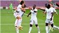 Barcelona 1-3 Real Madrid: Real lên ngôi đầu, Barca tụt xuống thứ 10