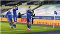 Leicester 2-0 Chelsea: 'Bầy cáo' chiếm ngôi đầu bảng của MU