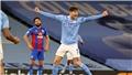 Man City 4-0 Crystal Palace: Stones lập cú đúp, Man City phả hơi nóng vào MU