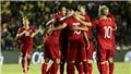 Lịch thi đấu vòng loại World Cup 2022: Việt Nam vs UAE