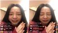 Goo Hara livestream khóc nức nở nói xin lỗi Sulli