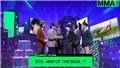 BTS 'cuỗm' trọn 3 giải Daesang tại MMA 2020