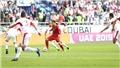 ĐIỂM NHẤN Việt Nam 1-1 Jordan (pen 4-2): Tuyệt vời tinh thần Việt Nam. Tiếp tục hành trình 'cổ tích'