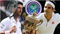 Trực tiếp tennis, Chung kết Wimbledon: Federer sẽ đánh bại Djokovic? (Trực tiếp Thể thao TV)