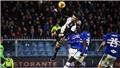 Sampdoria 1-2 Juventus: Bật cao 2,6m đánh đầu ghi bàn, Ronaldo được ví với siêu sao NBA