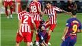 ĐIỂM NHẤN Barcelona 2-2 Atletico: Messi 'cô đơn'. Barca cần đại tu toàn diện