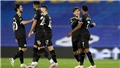 Brighton 0-5 Man City: Sterling lập hat-trick, Man City giành ngôi á quân
