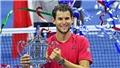 Dominic Thiem vô địch US Open 2020: Bước đà để tấn công Big Three