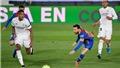 Real Madrid 2-1 Barcelona: Và Messi lại bất lực...