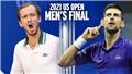 Trực tiếp tennis Mỹ mở rộng Djokovic vs Medvedev: Ai sẽ thắng?