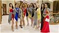 Á hậu Phương Nga tặng khăn rằn cho cho toàn bộ thí sinh Miss Grand International 2018