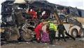 Tai nạn xe buýt thảm khốc tại Bolivia, hơn 50 người thương vong