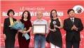 Giải 'Bùi Xuân Phái - Vì tình yêu Hà Nội' lần 13-2020: Sự hội tụ và cộng hưởng của những tấm lòng 'vì tình yêu Hà Nội'