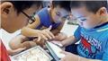 Trẻ em sử dụng smartphone quá sớm: Tác hại khôn lường