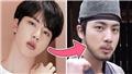 'Trai đẹp toàn cầu' Jin BTS cũng biết tự ti khi... để râu