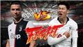 Trực tiếp bóng đá Juventus vs Tottenham (18h30, 21/7). Trực tiếp bóng đá ICC Cup 2019