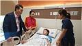 Nữ tuyển thủ Việt Nam kiệt sức, phải nhập viện cấp cứu sau trận đấu với Thái Lan