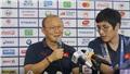 HLV Park Hang Seo bật cười khi được hỏi về thủ môn của U22 Việt Nam