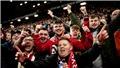 Lịch thi đấu cúp C2/Europa League vòng 1/8: MU vs Milan, Olympiacos vs Arsenal