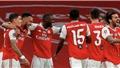 Video clip bàn thắng Fulham vs Arsenal
