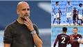 Video clip bàn thắng trận Man City vs Aston Villa