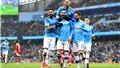 Cập nhật Bảng xếp hạng, kết quả bóng đá Anh vòng 26