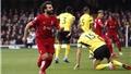 Salah và pha kiến tạo 'chỉ có trong tưởng tượng' cho Mane ghi bàn