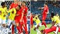 Càng vào sâu, World Cup càng nhiều 'trò bẩn'