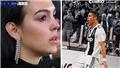 Người hâm mộ xúc động với hình ảnh Georgina Rodriguez bật khóc khi Ronaldo ghi bàn