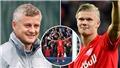 Tin bóng đá MU 19/11: Đại diện Haaland đến Old Trafford. Huyền thoại Liverpool dè chừng MU