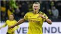 Erling Haaland ghi 7 bàn sau 3 trận, đi vào lịch sử Bundesliga, MU lại tiếc nuối
