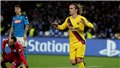 Napoli 1-1 Barca: Messi im tiếng, Griezmann giúp Barca thoát thua