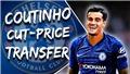 Philippe Coutinho đặt một chân tới Chelsea