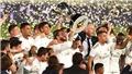 Video clip Real Madrid 2-1 Villarreal: Benzema lại rực sáng cùng nhà vô địch Liga