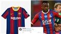 CĐV bức xúc vì áo đấu Barca mùa tới copy mẫu áo của Crystal Palace
