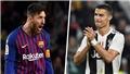 Ronaldo nguy cơ bỏ lỡ trận đối đầu, Messi nói gì?