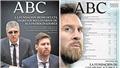 Báo Tây Ban Nha nhận án phạt hy hữu vì vu khống Messi