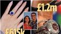 Bộ sưu tập kim cương trị giá 2,6 triệu bảng của Ronaldo và bạn gái gồm những gì?